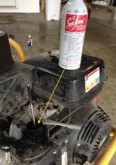 How To Change Motor Oil On A Dewalt Pressure Washer