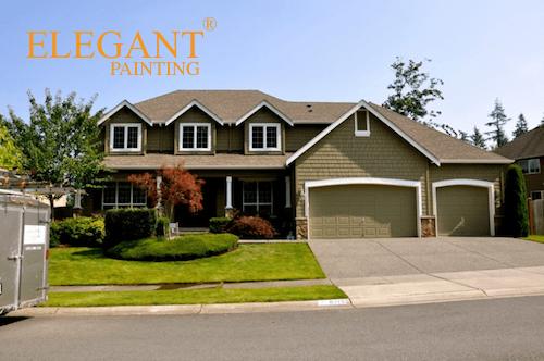 House Painting In Sammamish Bellevue Redmond