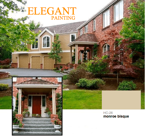 brown exterior paint colors 98052 - Exterior House Colors Brown