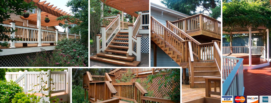 Deck refinishing....formulated for the Northwest