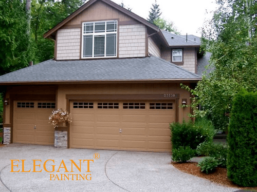 Woodinville House Painting In Sammamish Bellevue Redmond
