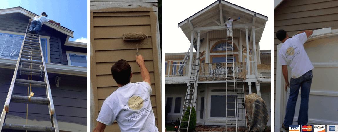 Meta Slider - HTML Overlay - interior painting contractors eastside seattle