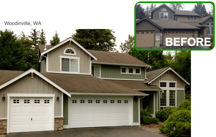 Paint House Woodinville House Painting In Sammamish Bellevue Redmond