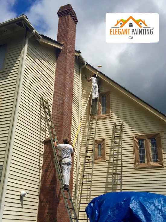 Exterior Painter Bellevue