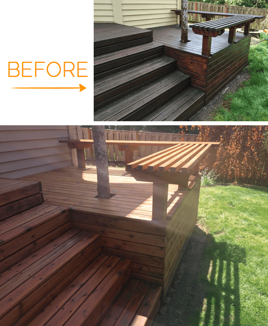Twp Natural Cedar Tone Deck Stain