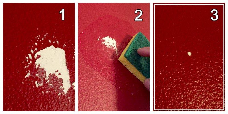 fix holes on textures walls