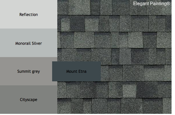 Exterior Paint Colors That Go With Gray Roof