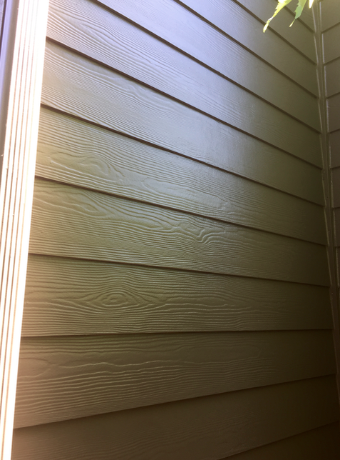 siding paint satin finish