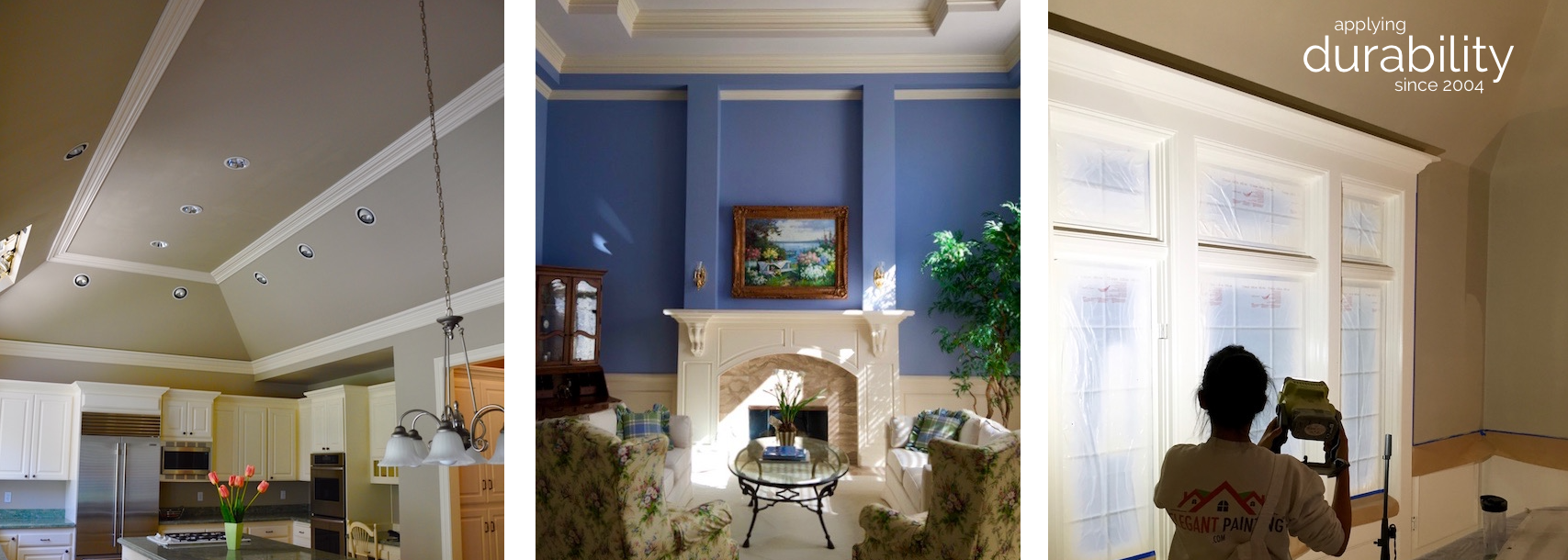interior house paintingElegant Painting  House Painting contractor  Redmond Bellevue WA