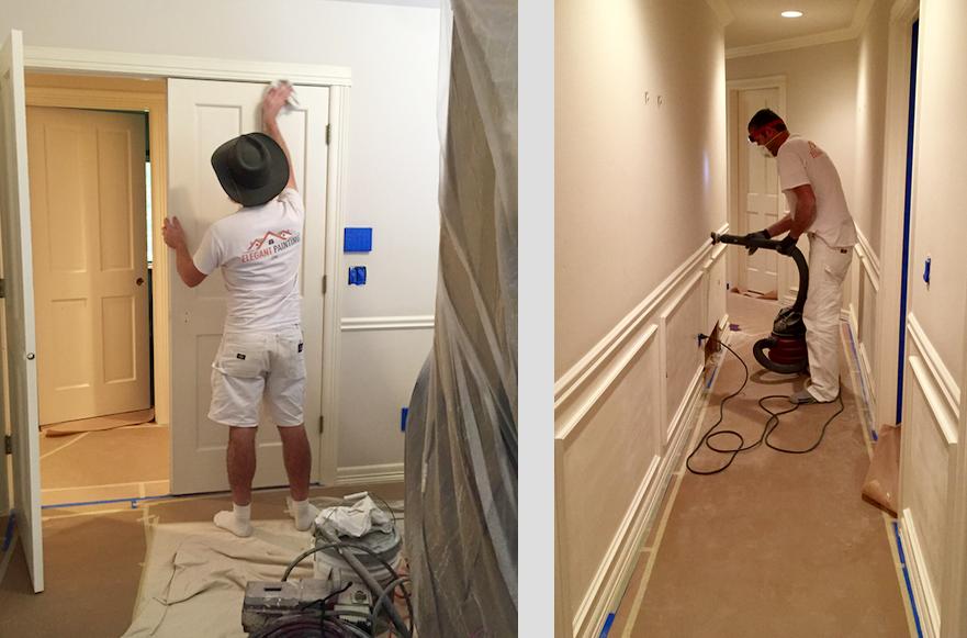 interior painters kirkland WA