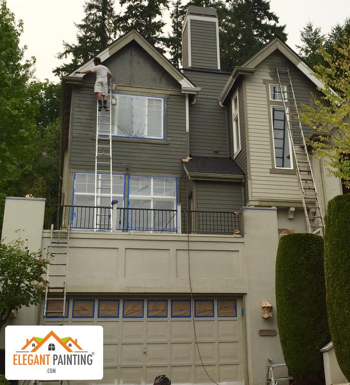 exterior painters redmond WA 98052