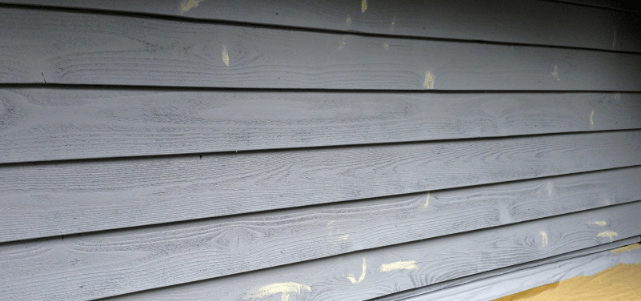 caulking siding