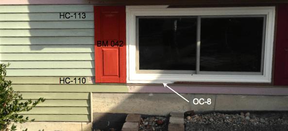 choosing exterior colors