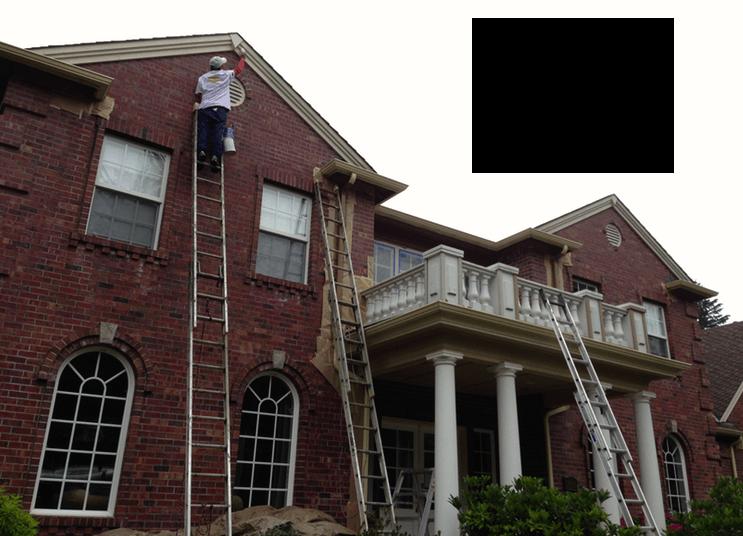 woodinville exterior paint contractors