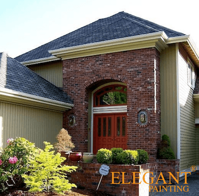 Exterior Paint Colors That Go With Red Brick,White Kitchen Cabinets With Carrara Marble Countertops