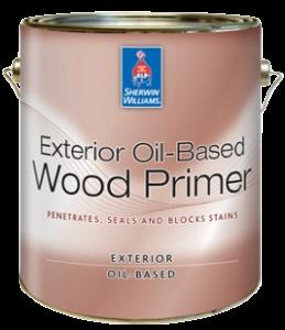 oil-based wood primer