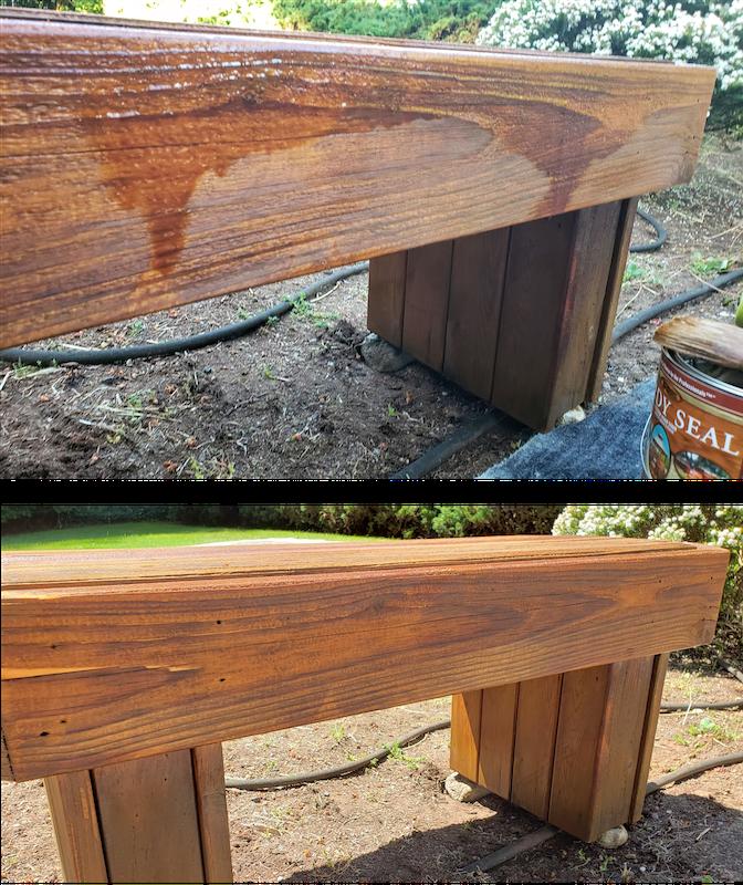 ready seal cedar color